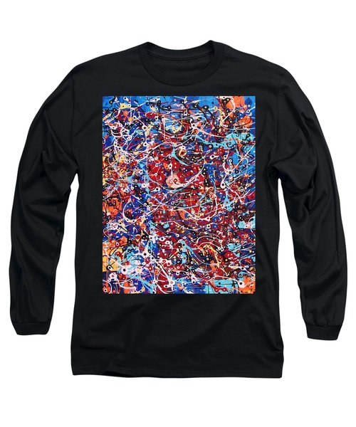 Lost In A Crowd Long Sleeve T-Shirt