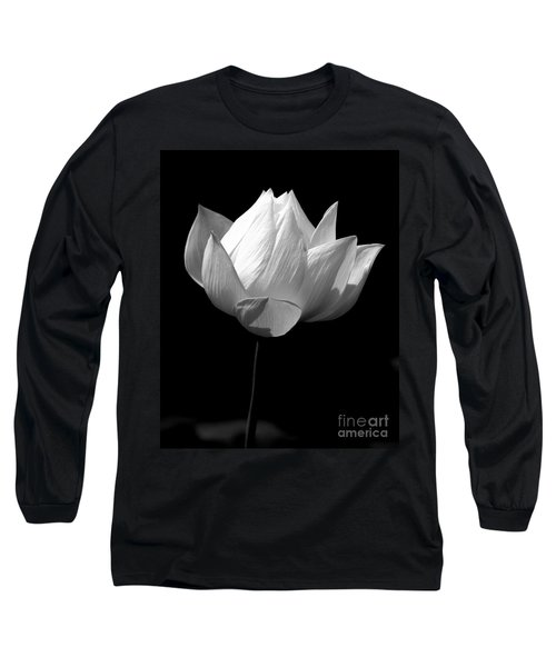 Lotus Bw Long Sleeve T-Shirt