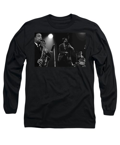 Lou Donaldson Long Sleeve T-Shirt