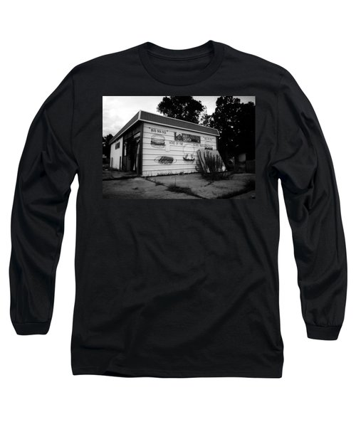 Ma Deas Soul Food Grill Long Sleeve T-Shirt