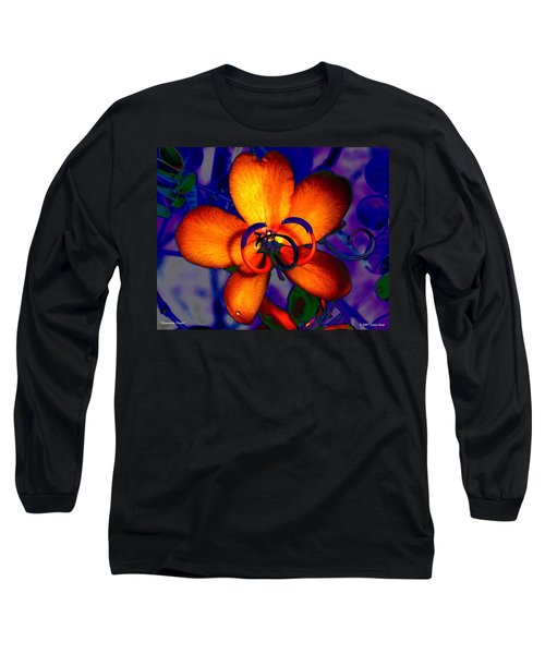 Madarin Petals Long Sleeve T-Shirt