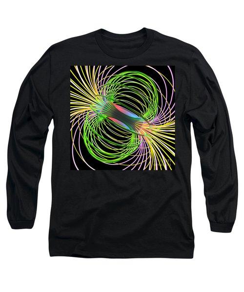 Magnetism 5 Long Sleeve T-Shirt