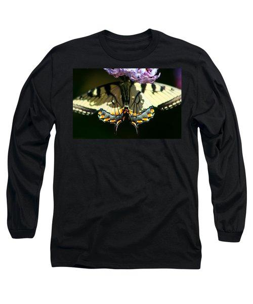 Masked Monarch Long Sleeve T-Shirt