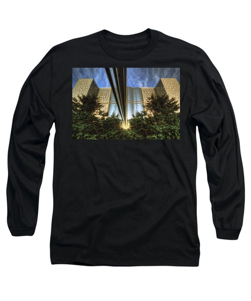 Long Sleeve T-Shirt featuring the photograph Mayo Squared by Tom Gort