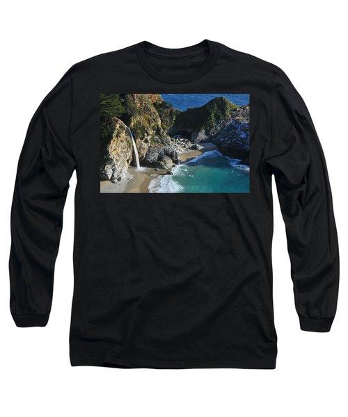 Mcway Falls Long Sleeve T-Shirt by Lynn Bauer