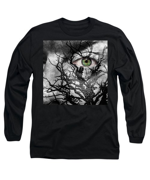 Medusa Tree Long Sleeve T-Shirt