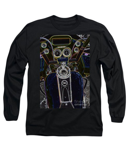 Mega Tron Long Sleeve T-Shirt