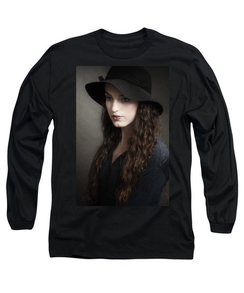 Melancholy Baby Long Sleeve T-Shirt