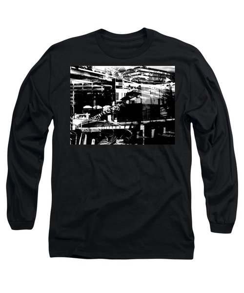 Metropolis Zurich 1 Long Sleeve T-Shirt