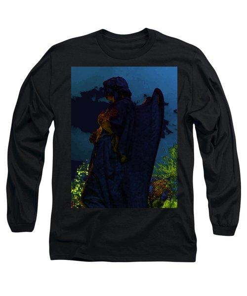 Midnight Angel Long Sleeve T-Shirt