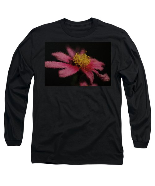 Midnight Bloom Long Sleeve T-Shirt