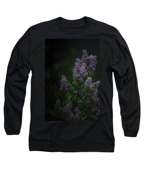 Mood Lilac Long Sleeve T-Shirt
