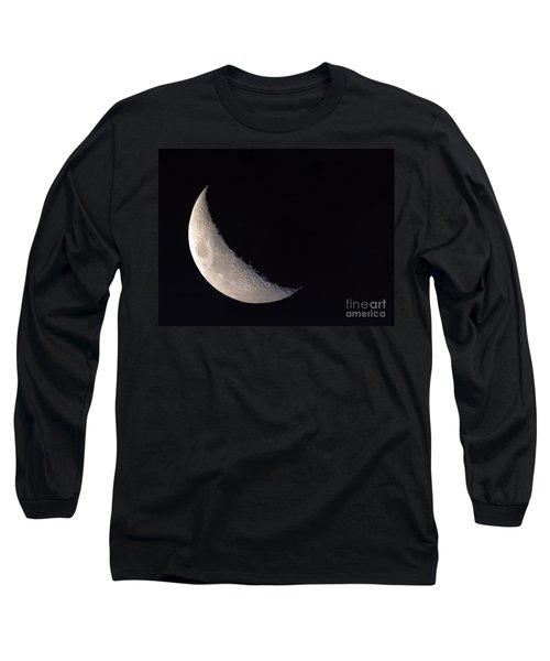 Moon Shadow Long Sleeve T-Shirt