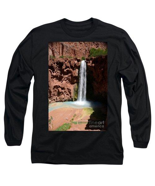 Mooney Falls Long Sleeve T-Shirt