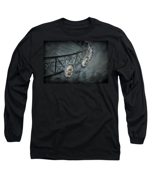 More Then Meets The Eye Long Sleeve T-Shirt by Evelina Kremsdorf