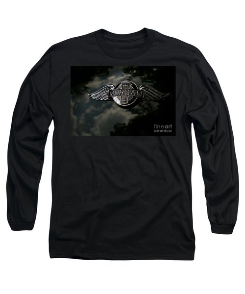 Morgan Long Sleeve T-Shirt by Dennis Hedberg