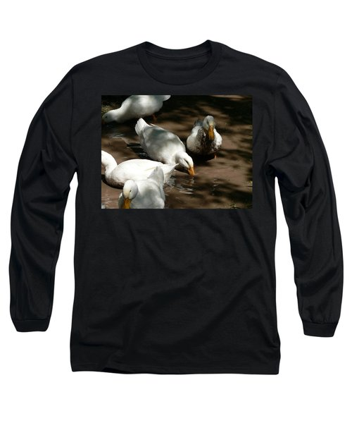 Muddy Ducks Long Sleeve T-Shirt