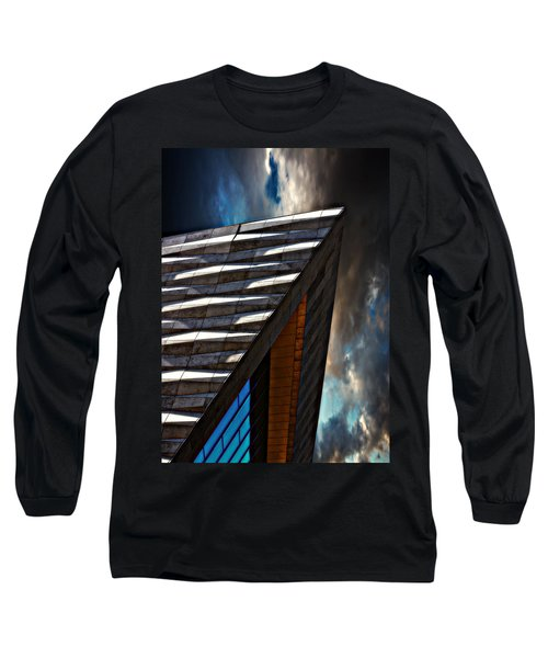 Museum Of Liverpool Long Sleeve T-Shirt by Meirion Matthias