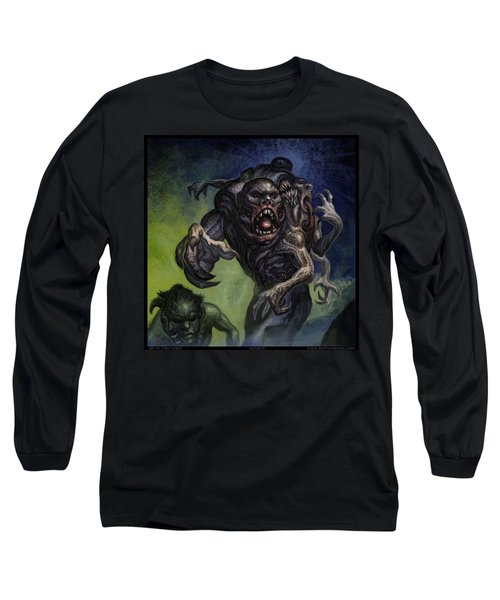 Mutants  Long Sleeve T-Shirt by Tony Koehl