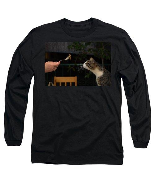 My Best Most Beloved Cat Long Sleeve T-Shirt