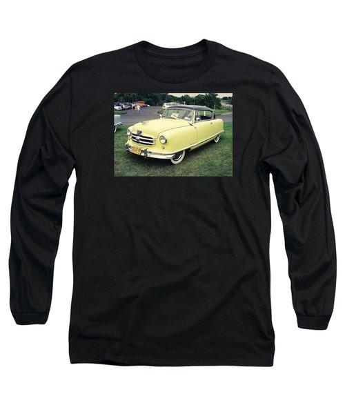 Long Sleeve T-Shirt featuring the photograph Nash Rambler by John Schneider