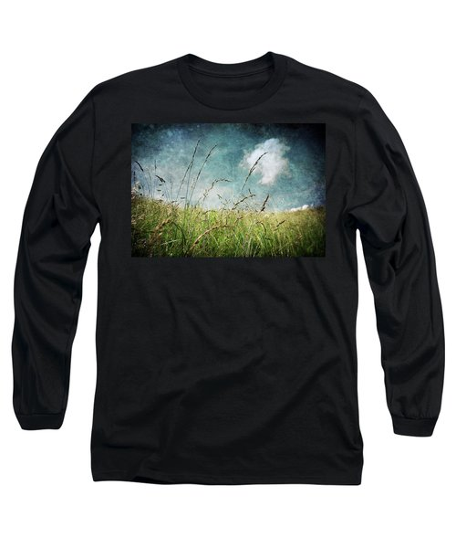 Long Sleeve T-Shirt featuring the photograph Nature by Laura Melis