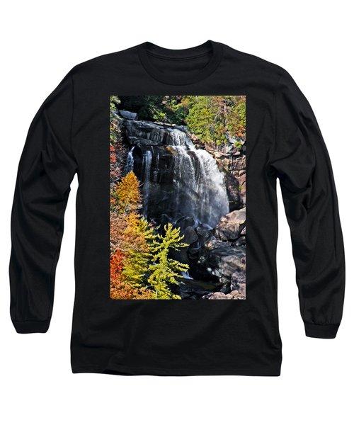 Nc Waterfalls Long Sleeve T-Shirt