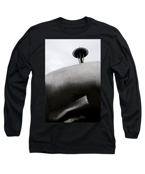 Needle In The Whale Long Sleeve T-Shirt