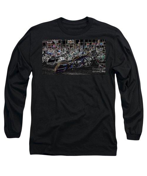 New Millennium Long Sleeve T-Shirt