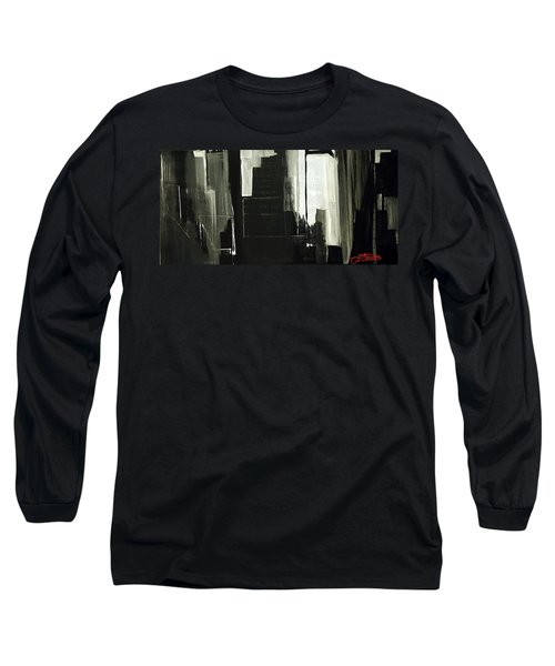 New York City Reflection Long Sleeve T-Shirt