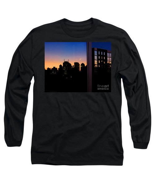 New York Reflections Long Sleeve T-Shirt
