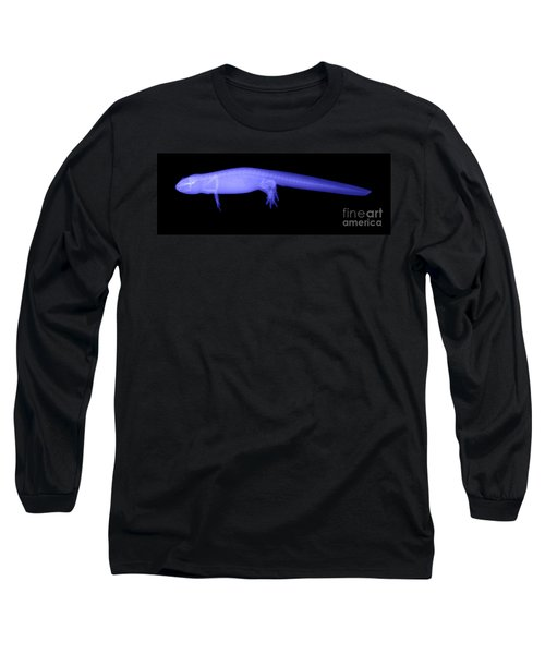 Newt Long Sleeve T-Shirt by Ted Kinsman