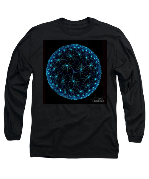 Night Spiders Long Sleeve T-Shirt
