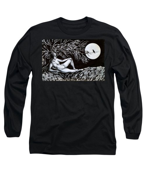 Nightingale Song. Part One Long Sleeve T-Shirt