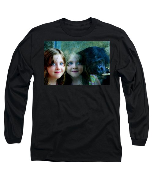 Nora's Reflection Long Sleeve T-Shirt