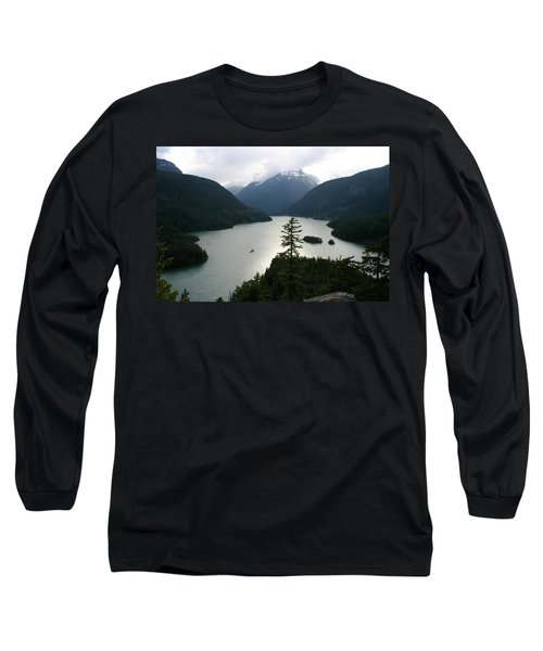 North Cascades Long Sleeve T-Shirt