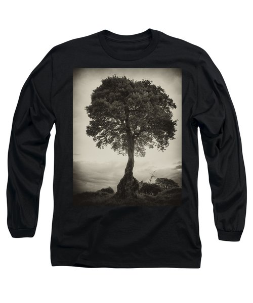 Long Sleeve T-Shirt featuring the photograph Oak Tree by Hugh Smith