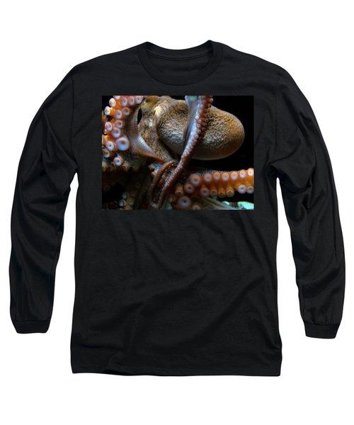 Octopus 1  Long Sleeve T-Shirt