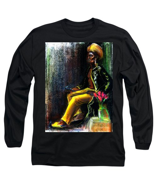 Odelisque Long Sleeve T-Shirt