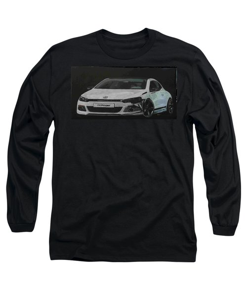 Oettinger Vw Scirocco  Long Sleeve T-Shirt