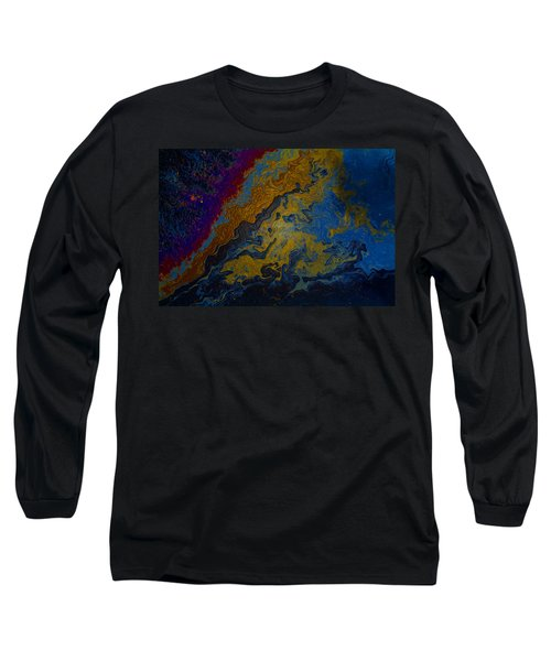Oil On Pavement True Colors Long Sleeve T-Shirt
