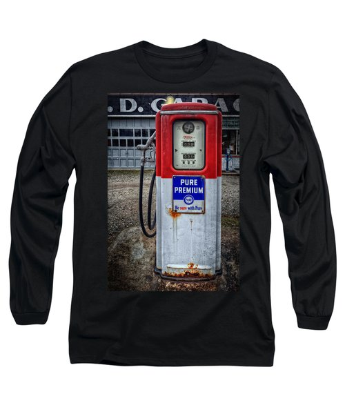Old And Rustu Pump 2  Long Sleeve T-Shirt