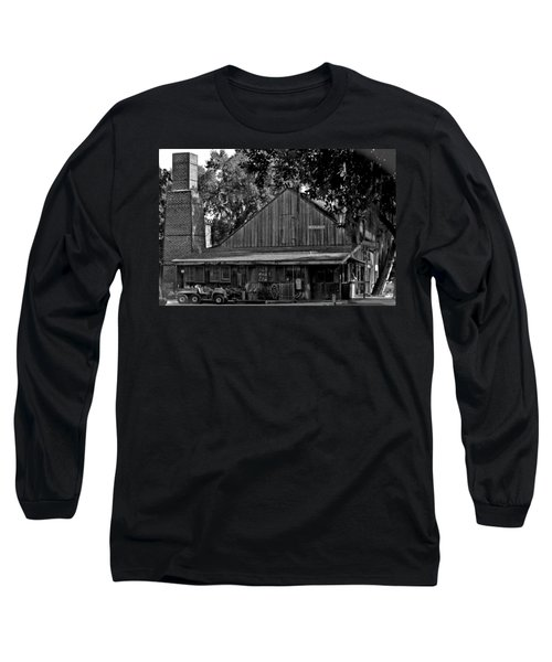 Long Sleeve T-Shirt featuring the photograph Old Spanish Sugar Mill by DigiArt Diaries by Vicky B Fuller