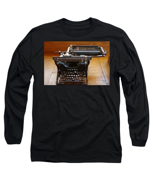 Long Sleeve T-Shirt featuring the photograph Old West 8 by Deniece Platt