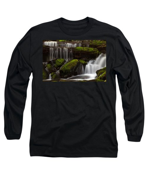 Olympics Gentle Stream Long Sleeve T-Shirt