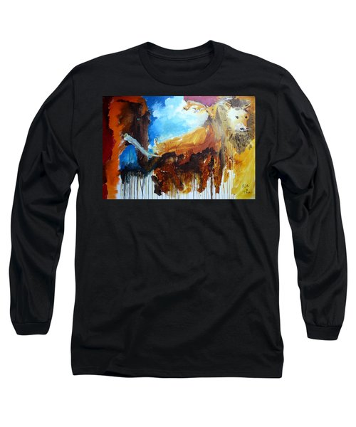 On Safari Long Sleeve T-Shirt