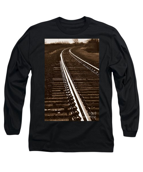 On The Right Track Long Sleeve T-Shirt