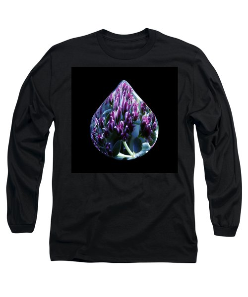 One Drop Of Water Long Sleeve T-Shirt