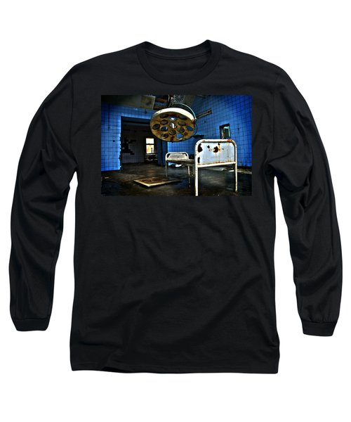 Operation Time Long Sleeve T-Shirt by Nathan Wright
