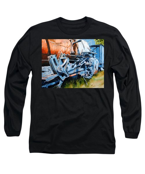 Out Of Gear Long Sleeve T-Shirt